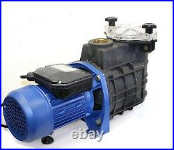 1-1/4HP 120V 1100W UL Electric Water Pump 92 GPM withStrainer Pool Fountain Pump