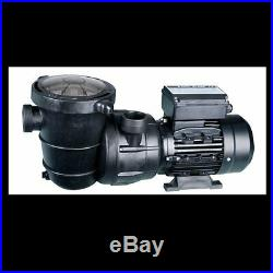 1/2 & 3/4qtr HP. Above Ground Pumps for swimming pool / pond / spa / hot tub