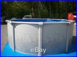 15' Round Above Ground Swimming Pool