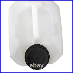 2 x 5 litre plastic bottle jerry can water container compact stackable NEW