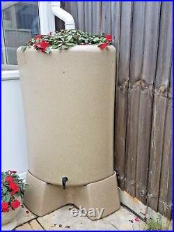 200L Internal Corner Butt, Water Storage, Rain Water, Tank, Free Delivery UK