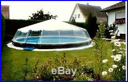 24' Round 16 Panel Above Ground Pool Replacement Dome Cover