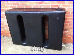 350L Plastic Water Storage Tank Window Cleaning Camping Valeting