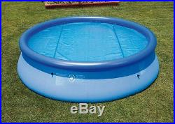 8ft / 10ft Fast Prompt Set Floating Thermal Solar Swimming Pool Cover Paddling