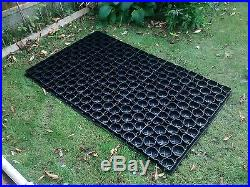 9ft & above sizes- ECO Paver Shed Base Includes Ground Cover & Pins