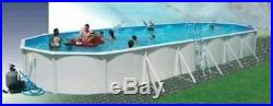 Above Ground OVAL Swimming Pool Manufacturer