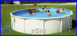 Above Ground ROUND Swimming Pool Manufacturer
