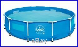 Above Ground Swimming Pool 10ft 15ft Filter & heater option NEXT DAY DELIVERY