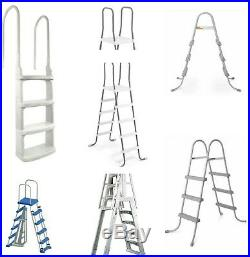 All Ladders for Above Ground Swimming Pool Ladder for Intex Bestway Metal Pools