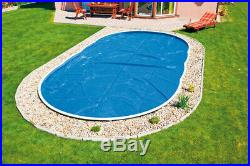 Aqua World Above Ground Steel Wood Effect 4.6m x 1.2m Round Swimming Pool