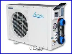Aqua World Wood Pools 10.5kw Air Source Heat Pump for Above Ground Pool