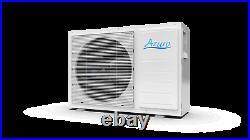 Aqua World Wood Pools 4.6kw Air Source Heat Pump for Above Ground Pool