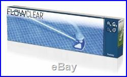 BESTWAY 58234 Vacuum Cleaner Flow Clear Above Ground Cleaning Maintenance KIT
