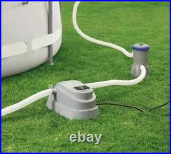 BESTWAY 58259 Electric Swimming Pool WATER HEATER 2.8KW Above Ground up to 15FT