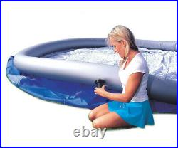 Bestway 10' x 30 Fast Set Inflatable Above Ground Swimming Pool with Filter Pump