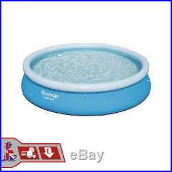 Bestway 12ft x 30in Fast Set Inflatable Pool Garden Above Ground Swimming Pool