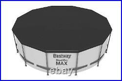 Bestway 12ft x 48 Steel Pro Frame Pool Set above ground swimming pool