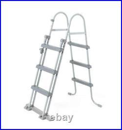 Bestway 15FT Steel Pro Max Round Above Ground Swimming Pool 457x107cm 56488
