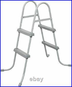 Bestway 33 Inch Above Ground Pool Ladder (58430)