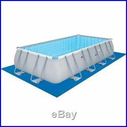 Bestway 56466 Above Ground Frame Pool Rectangular 122x274x549cm