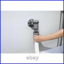 Bestway Flowclear 2000 GPH Smart Touch WiFi Pool Filter Pump, Free Fast Shipping