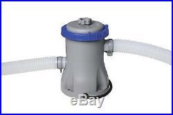 Bestway Flowclear 330gal Filter Pump Swimming Pool BW58381