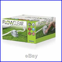 Bestway Flowclear Pool Heater for up to 1000gal / 15ft Swimming Pools BW58259