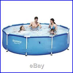 Bestway Pool Above-Ground round with Frame 305xh76 cm above Ground 56677
