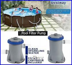 Bestway Pool Filter Pump Cartridge Filter System 1249l/2006l Volume 330/530gal