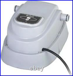Bestway Water Heater Electric Heavy Duty Above Ground Swimming Pool FREE P&P