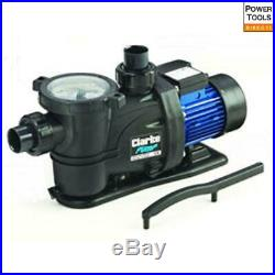 Clarke SPP10 Swimming Pool Pump 366 L/min (240V)