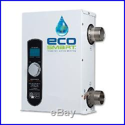 Ecosmart SmartPOOL 18 Electric Tankless Electric Above Ground Pool Heater 240V