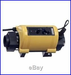 Elecro 3kw Nano Electric Above Ground Swimming Pool Heater Plug & Play