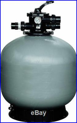 FIBER GLASS SWIMMING POOL SAND FILTER 14 4.32m³/hr ABOVE & BELOW GROUND POOLS