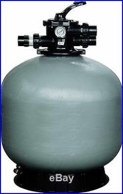 FIBER GLASS SWIMMING POOL SAND FILTER 25 15.3m³/hr ABOVE & BELOW GROUND POOLS