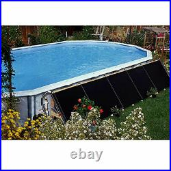 Fafco Papa Bear 24 Foot Solar Panel Heating Kit for Above Ground Swimming Pools