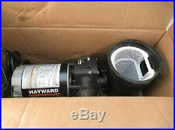 Hayward Power Flo LX Above Ground Pool Pump with 6 ft Cord 40 GPM