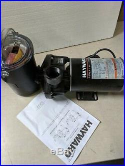 Hayward Power-Flo Lx 1.5 HP Pool Pump SP1580X15