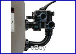 Hayward SP0710XR50 Side Mount Multiport Valve ProGrid MicroClear Sp710xr50 1.5