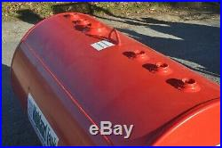 Highland MH4910 Above Ground Horizontal 300 Gallons Fuel Tank Flammable Liquids