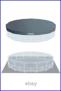 INTEX PRISM 15ft X 48 (457cm X 122cm) ABOVE GROUND SWIMMING POOL SET