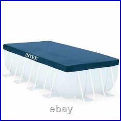 INTEX Ultra XTR Frame Above Ground Pool Rectangular 549x274x132cm 26356 Ex 26352
