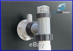 Intex 24ft (7.3m) x 12ft (3.6m) Ultra XTR Rectangular Frame Above Ground Pool