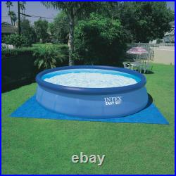 Intex 26165EH 15ft x 42in Easy Set Inflatable Above Ground Swimming Pool with Pump