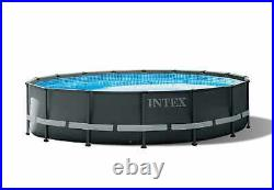 Intex 26326 Ultra XTR Frame Above Ground Round Pool 488x122cm
