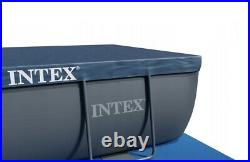Intex 26364 Ex 26362 Ultra Xtr Frame Above Ground Pool 732x366x132