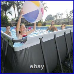 Intex 26364 Ex 26362 Ultra Xtr Frame Above Ground Pool Rectangular 732x366x132