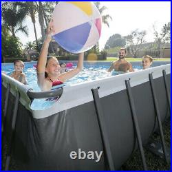 Intex 26364 swimming pool Above Ground Pool 732x366x132cm pump and accessories