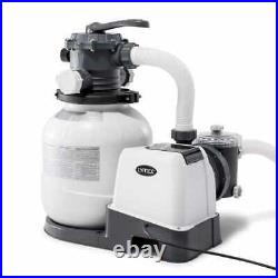 Intex 26646 ex 28646 Universal Sand Filter Pump for Above Ground Pools 7900 l/h