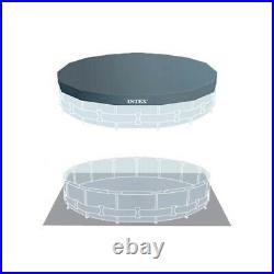 Intex 26720 Prism Frame Round Above Ground Pool 427x107cm